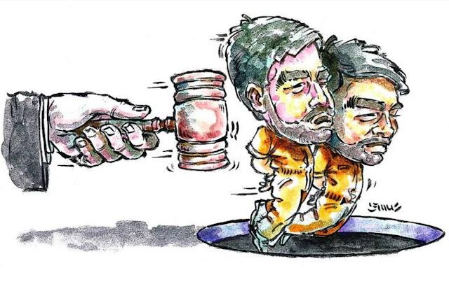 12 prórrogas e incertidumbre marcan el juicio de los sobrinos Flores