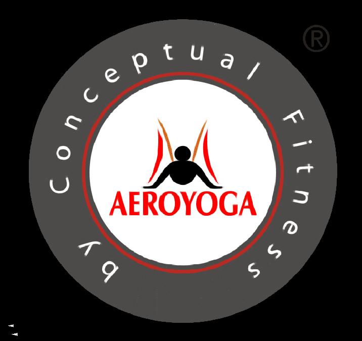 LOGO OFICIAL METODOS Y MARCAS AEROYOGA AEROPILATES INTERNATIONAL