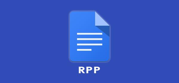 RPP IPS Kelas 7 SMP KTSP Semester 1 dan 2