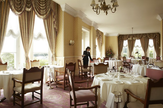 The Grand Hotel Eastbourne Mirabelle Restaurant