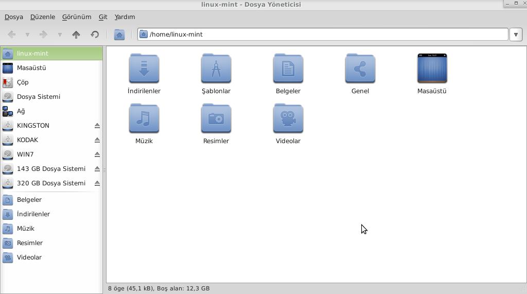 Linux Mint 13 XFCE Hakkındaki Düşüncelerim | SistemLinux Org