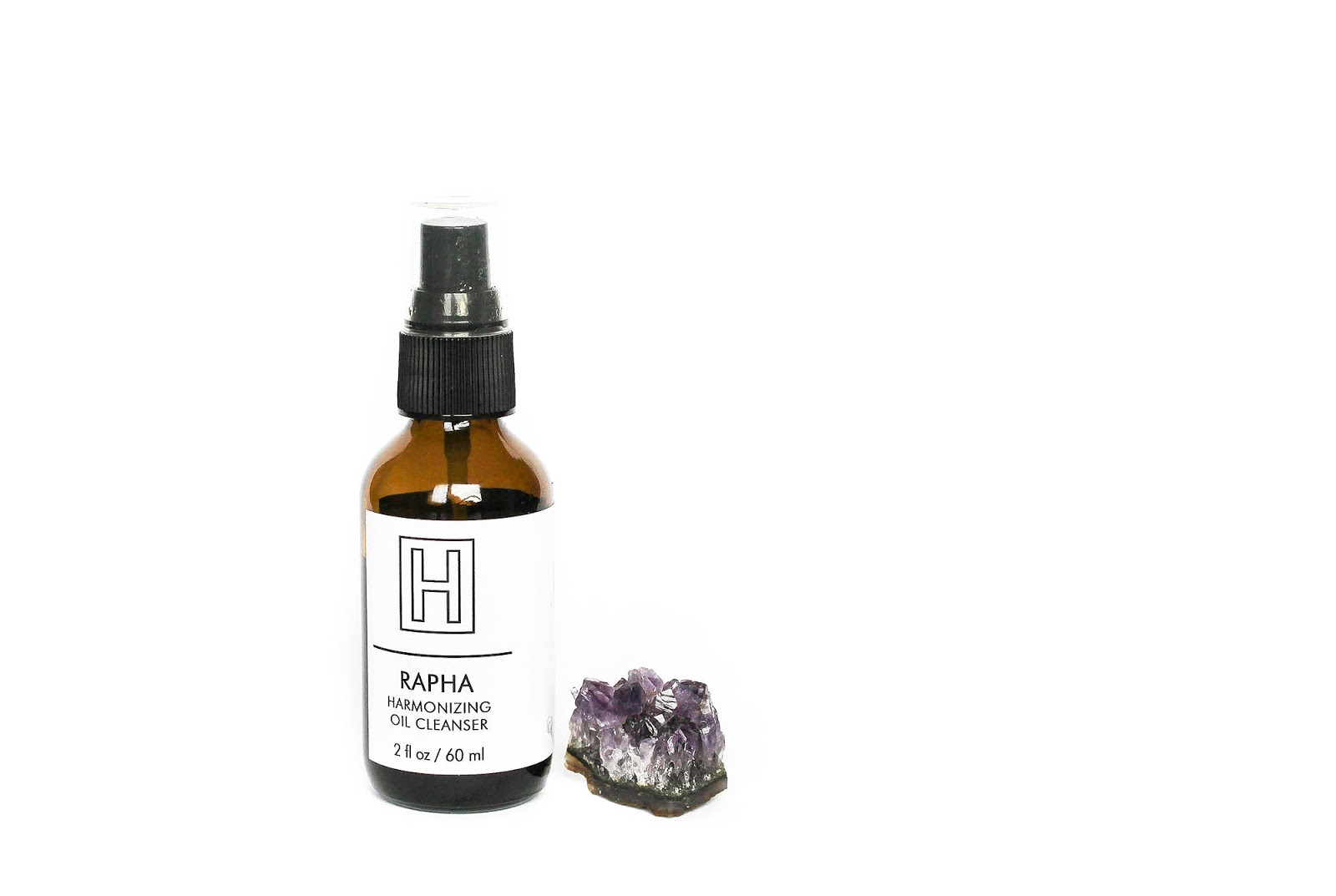 H is for Love Rapha Harmonizing Oil Cleanser. So Natural Beauty. Evening Skincare Routine, Natural and Organic Products.