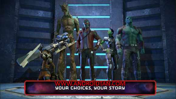 Guardians of the Galaxy TTG Mod Apk Free Downlaod