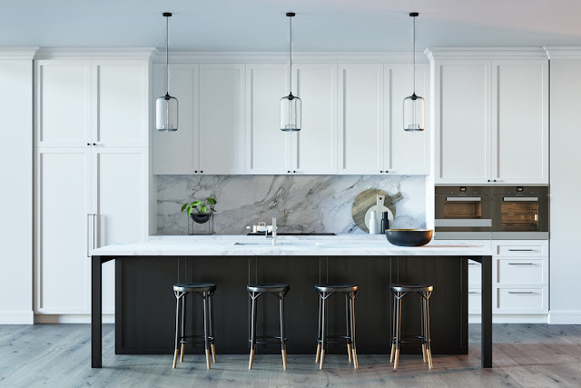 Desain Interior Dapur Minimalis