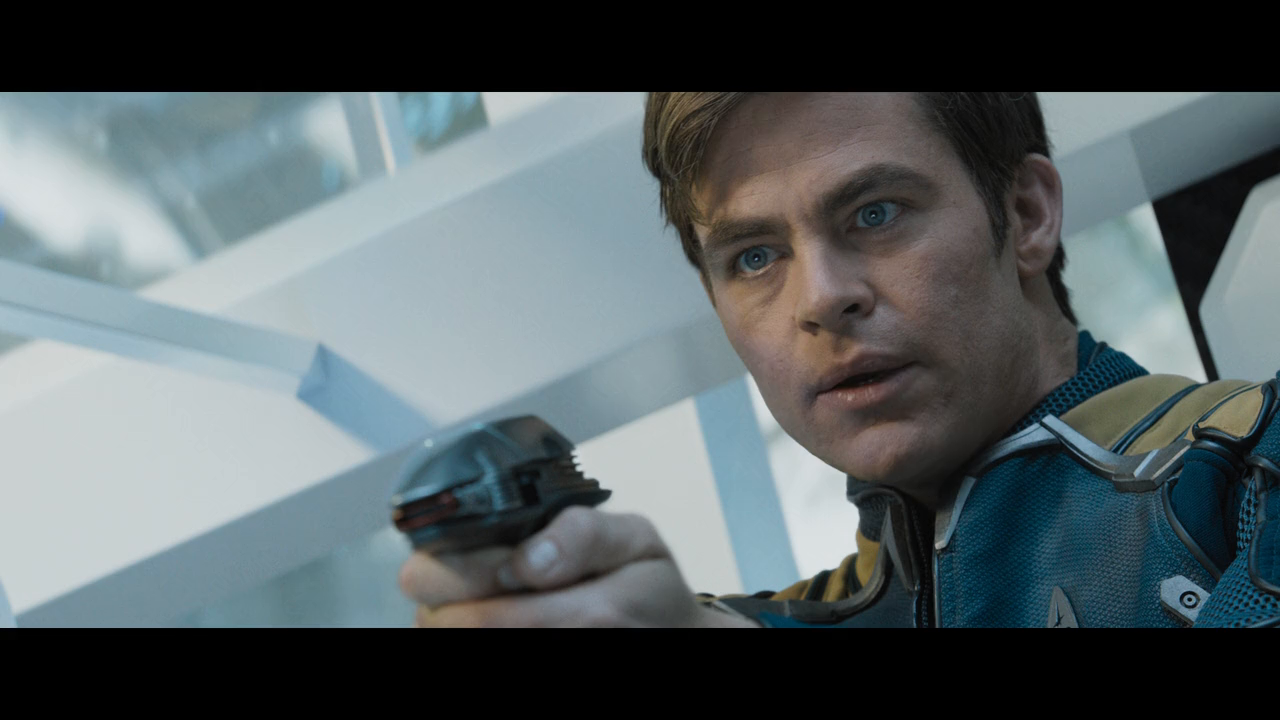 Star Trek: Sin límites (2016) BRRip 720p Latino - Ingles captura 4