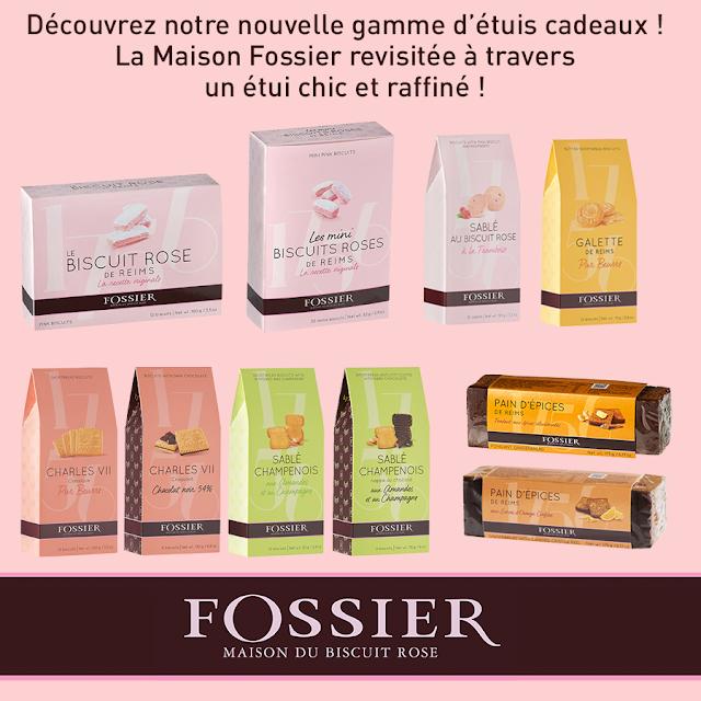 Participations au concours La vie en Rose avec Biscuits Fossier
