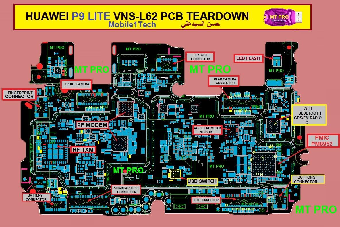 Huawei P9 Lite Vns