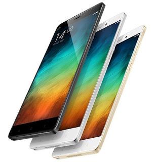 Harga Xiaomi Mi Note 16 GB