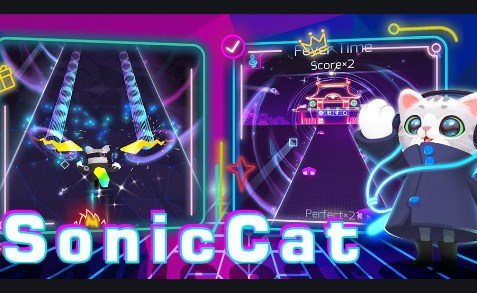 Sonic Cat Apk Free on Android Game Download