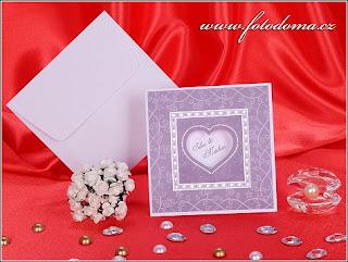 Svatební oznámení 3167
