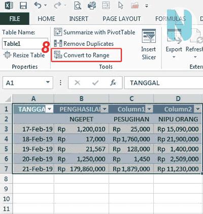 gbr.4 Cara Membuat Tabel Microsoft Excel Nandur93