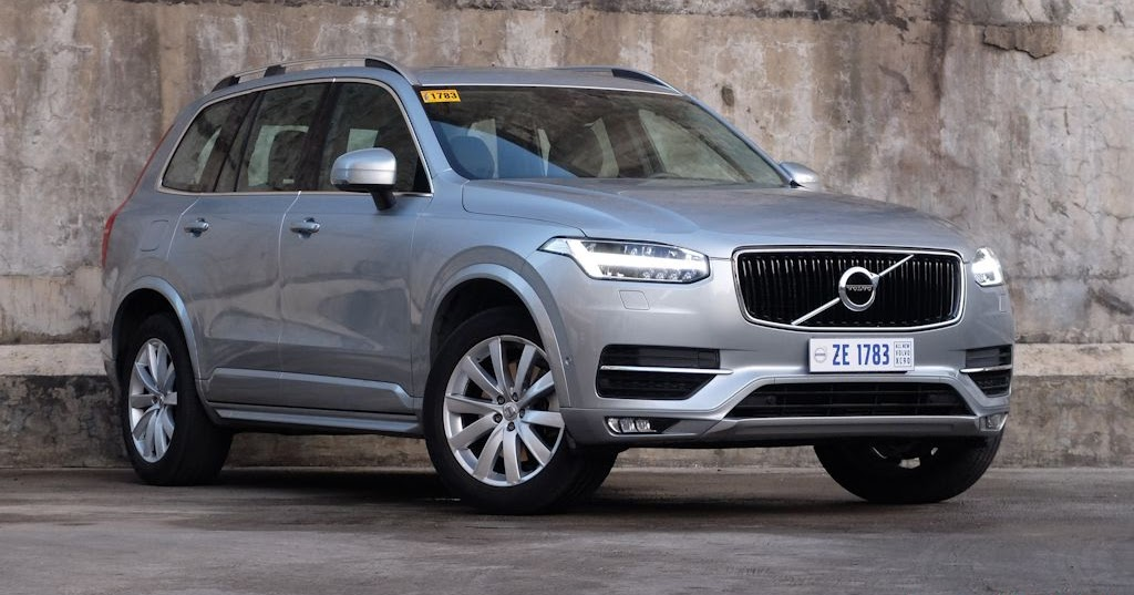 review 2016 volvo xc90 d5 momentum philippine car news car reviews prices carguide ph. Black Bedroom Furniture Sets. Home Design Ideas