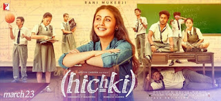 Hichki Budget, Screens & Box Office Collection India, Overseas, WorldWide