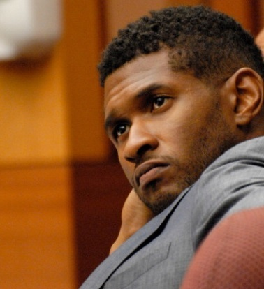 Ouch! Another woman says Usher gave her herpes and is suing him for $10 million