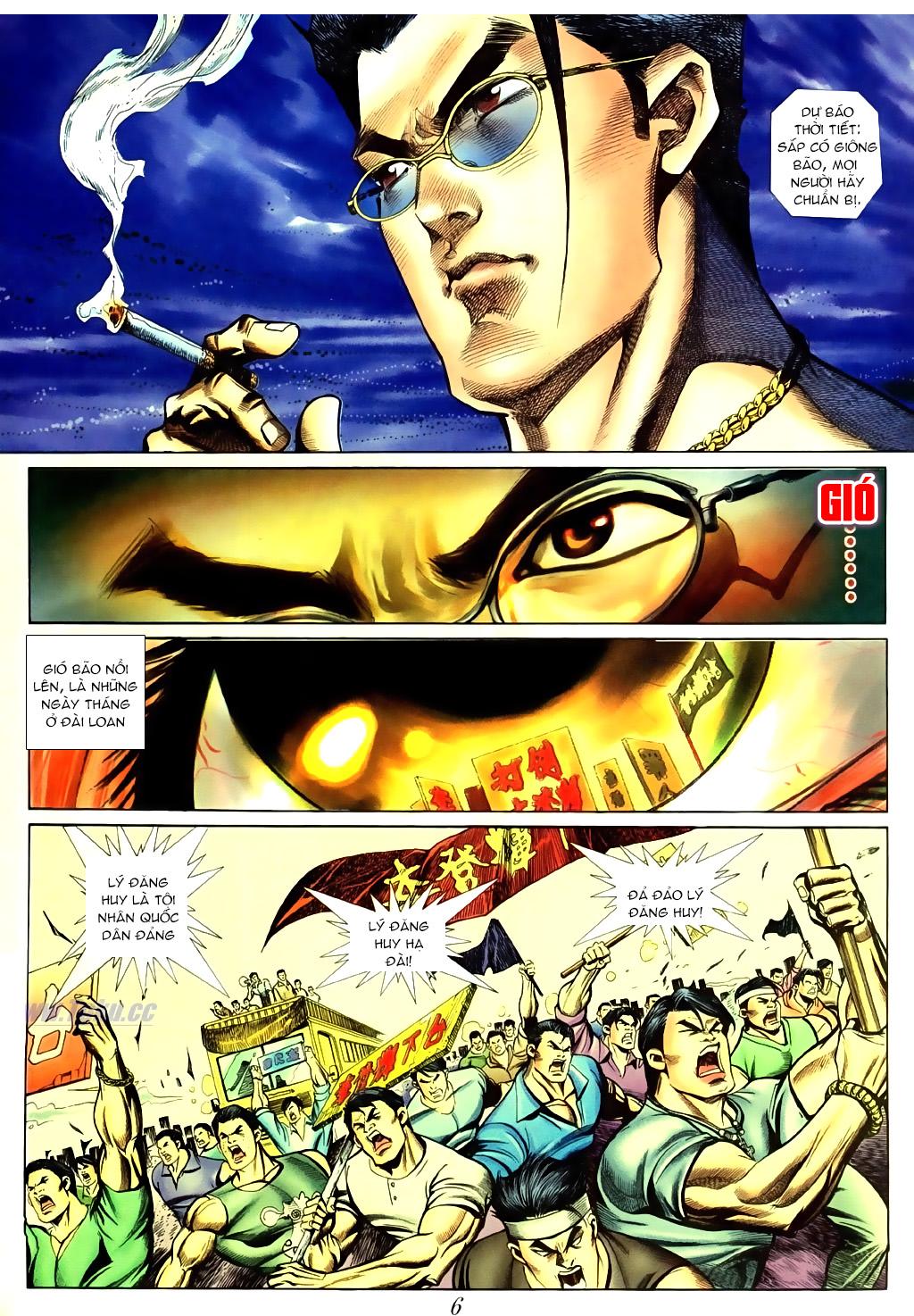 Người Trong Giang Hồ chapter 430 trang 2