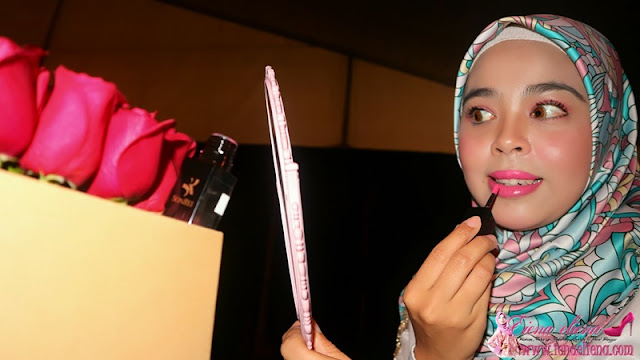 Majlis Pelancaran Sonrei Lip Matte Color Cream