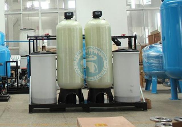 Filter Demineralisasi 5 m3/jam