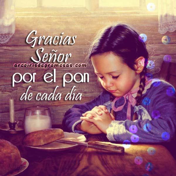 el pan de cada día  devocional diario mensajes cristianos con imágenes