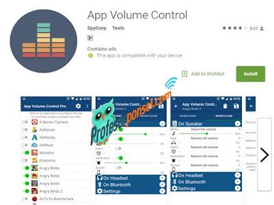 Cara Mengatur Volume Aplikasi agar Berbeda di Tiap Aplikasinya