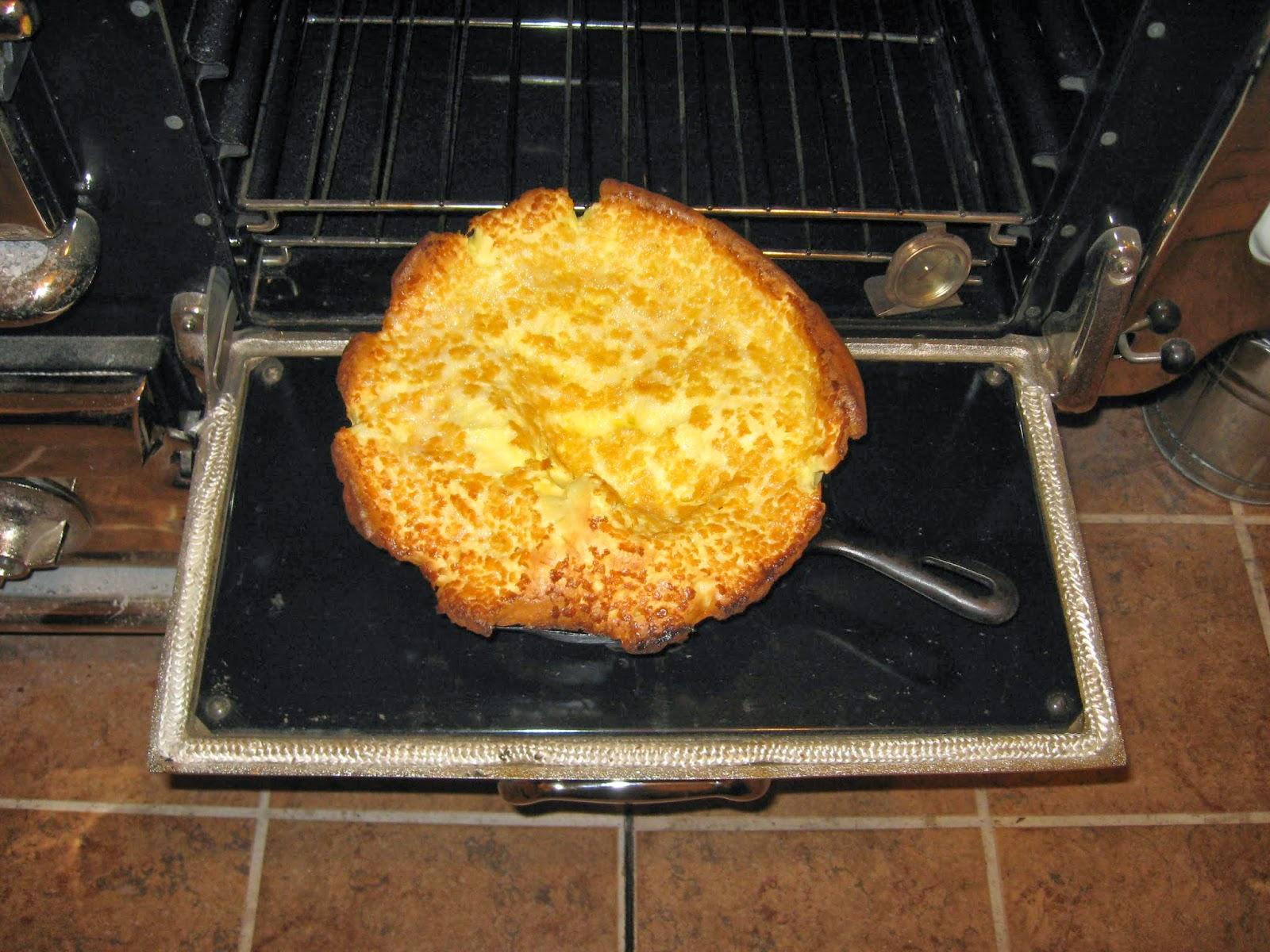 Frying Pan Warped Bottom