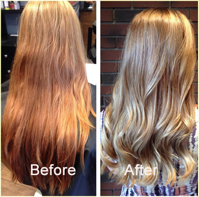 What Color Covers Orange Hair - Best Color to Cover Orange Hair