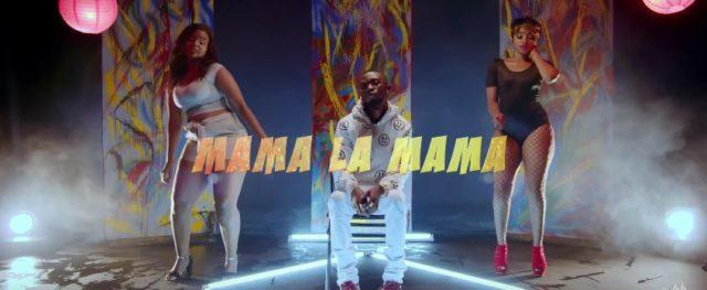 Gaga Blue Ft. Mr T Touch & Baraka The Prince - Mama La Mama Video