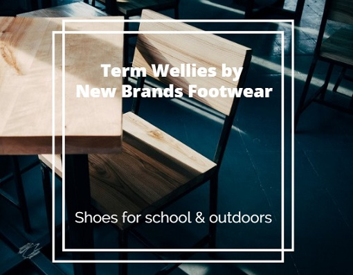 term wellies for school