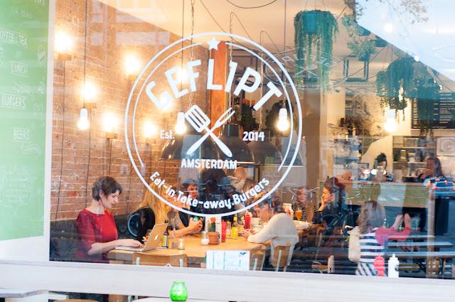 Geflipt Burgers in Amsterdam