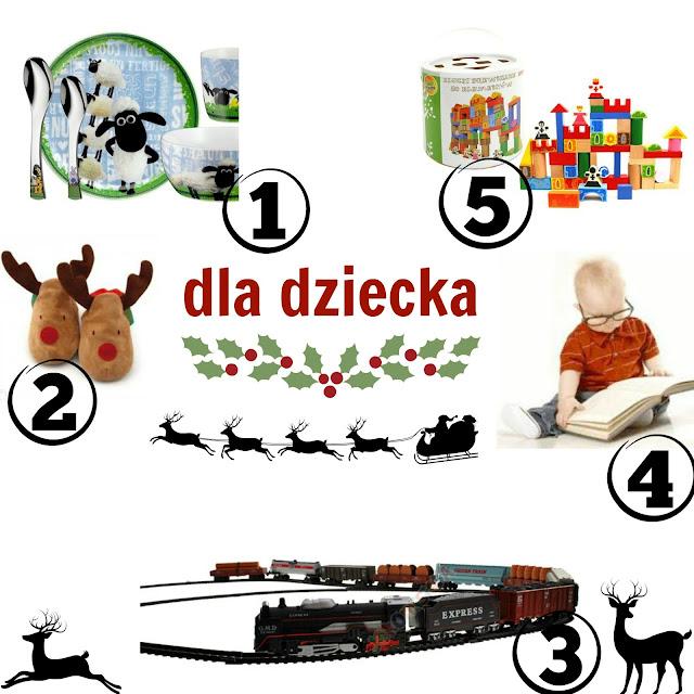 BLOGMAS (3): Pomysły na prezenty świąteczne i pomysły na Mikołajki - dla dziecka