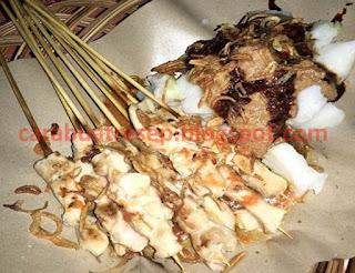 Foto Resep Sate Taichan Kecap Tanpa Sambal Pedas Dan Lontong