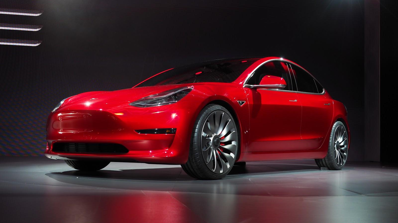 Tesla sẽ mở ra kỷ nguyên mới của ngành công nghiệp xe hơi?