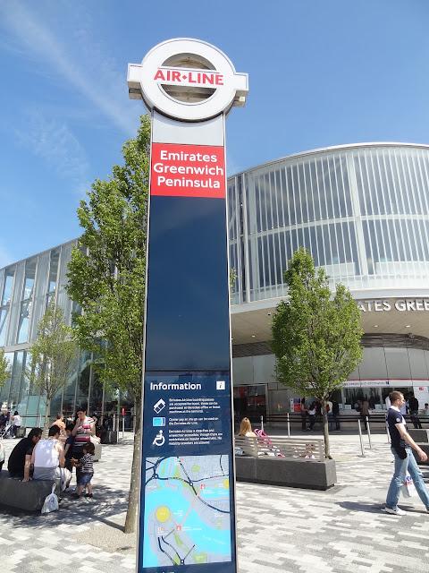 Emirates Air Line - O Teleférico de Londres!