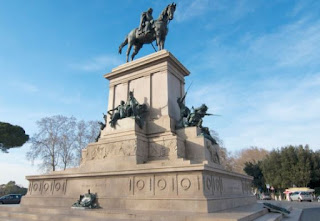 Giuseppe Garibaldi Monument