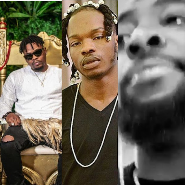 You won't believe what Davido, Olamide says on Naira Marley's arrest