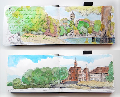 Urban Sketchers Germany 2017