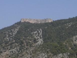 Pantano ,embalse, Pena ,Beceite ,frontera ,Valderrobres, La Caixa