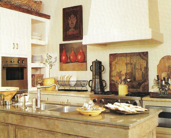 Pamela Pierce designed kitchen