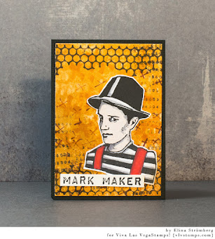 ATC card, Mark Maker