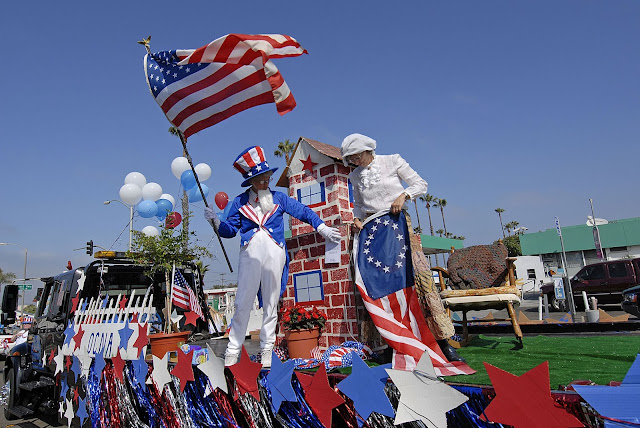4th Of July 2017 Parades & Fireworks In San Diego, California