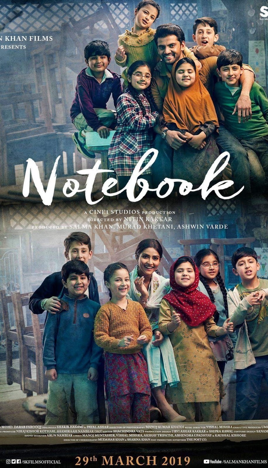 Notebook 2019 ~ box office prediction ,budget ,cast,story - Box