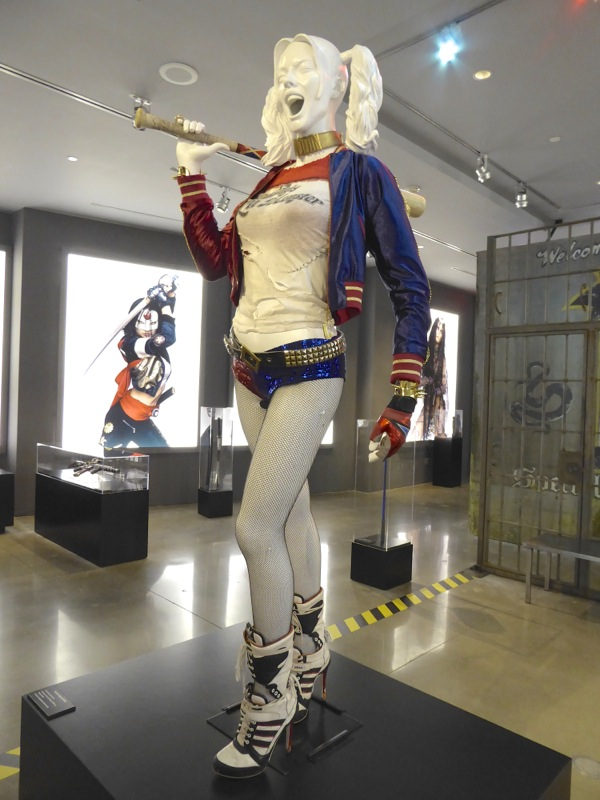 Margot Robbie Harley Quinn movie costume Suicide Squad