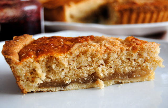 Tarta casera de Melaza de los Amish Shoofly Pie