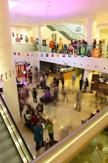 Kings Place during the festival
