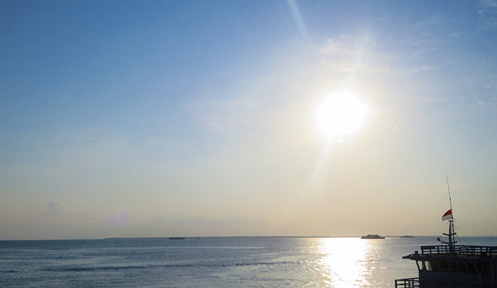 Pelabuhan SDF Tarakan, Kalimantan Utara