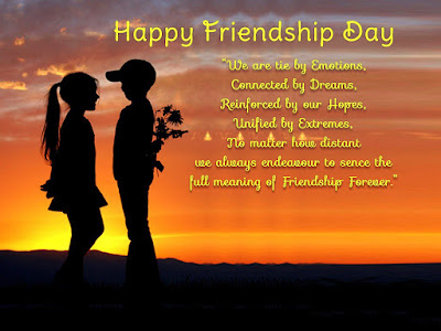 Friendship Day 2016 Quotes
