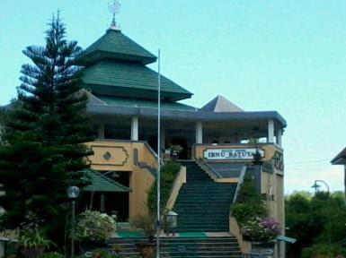 Masjid di Nusa Dua, Bali