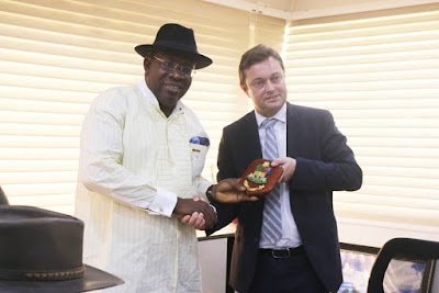 PhotoNews: Inauguration Of Commission Of Inquiry/Visit Of EU Ambassador