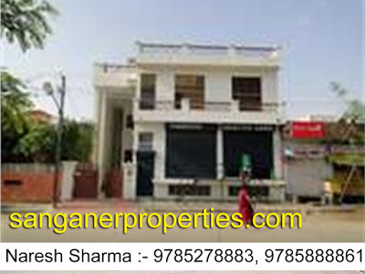 JDA Approved Commercial Shop in sanganer
