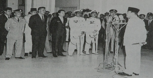 Demokrasi Parlementer (1945- 1959)