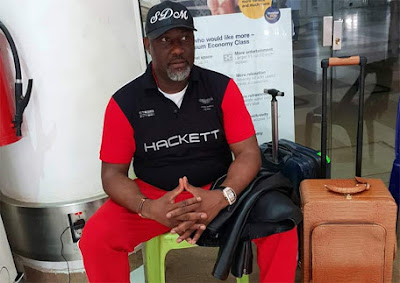 Dino Melaye: They snatched my passport, I snatched it back